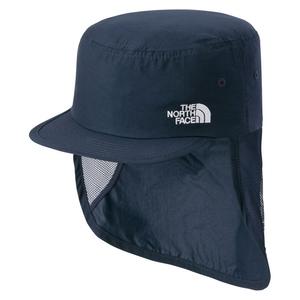 THE NORTH FACE(ザ・ノースフェイス) K SUNSHIELD CAP(サンシールドキャップ キッズ) NNJ01806 キャップ(ジュニア・キッズ・ベビー)