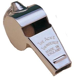 ACME(アクメ) No.605(真鍮製) シルバー