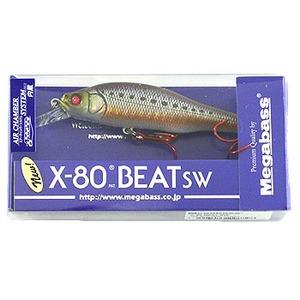 メガバス(Megabass) X-80 BEAT SW
