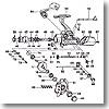パーツ:トーナメントサーフZ45-2 コンペティション ワンウエイクラッチ No041