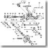 パーツ:トーナメントサーフZ45-2極細 ストッパーSC No073
