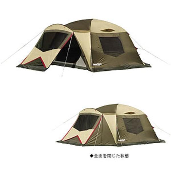 ogawa(小川キャンパル) リサービアII 2689 ファミリードームテント