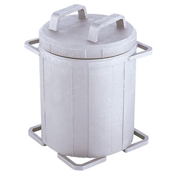 ロゴス(LOGOS) エコとマナーの火消し壺(アルミ鋳造タイプ) 81063118 BBQ&七輪&焚火台アクセサリー
