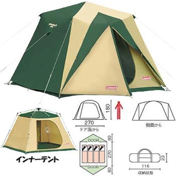 Coleman(コールマン) スウィフトピッチドーム270 170T13050J ファミリードームテント
