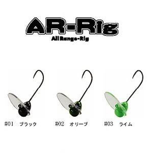 スミス(SMITH LTD) AR-Rig 073348 ワームフック(ジグヘッド)