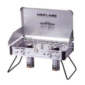 ユニフレーム(UNIFLAME) ツインバーナー US-1900 610305 ガス式