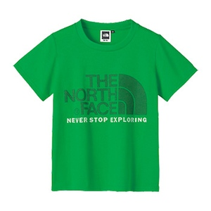 THE NORTH FACE(ザ・ノースフェイス) Color Dome Tee 90cm GR(ゴーゴーグリーン) NTJ32731