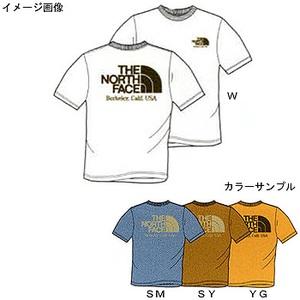 THE NORTH FACE(ザ・ノースフェイス) TNF Logo Tee 150cm SY(ソラリウムイエロー) NTJ32813