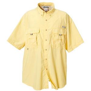 Columbia(コロンビア) バハマIIS/Sシャツ L 714(Cane)