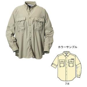 Columbia(コロンビア) バハマII L/Sシャツ M 714(Cane)