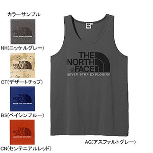 THE NORTH FACE(ザ・ノースフェイス) NT32731 Color Dome Tank L BS(ベイシンブルー)