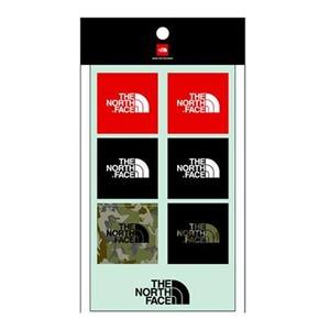 THE NORTH FACE(ザ・ノースフェイス) TNF Logo Sticker NN83803