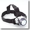 BUNDOK(バンドック) LEDヘッドランプ 1 シルバー