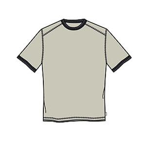 Columbia(コロンビア) マウンテンテックリンガーTシャツ S 160(Fossil)