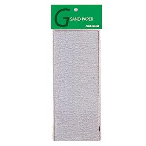 GALLIUM(ガリウム) サンドペーパー#320(4枚入)