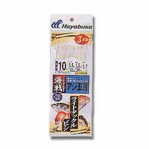 ハヤブサ(Hayabusa) 海戦 ライトタックルビシ 1.7m 10号/2 SE340