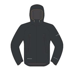 Columbia(コロンビア) ホットショットシェル XL 010(Black)