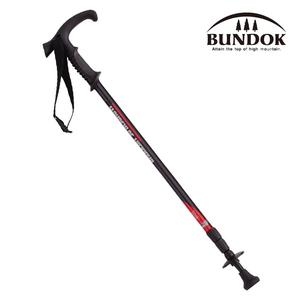 【クリックでお店のこの商品のページへ】BUNDOK(バンドック)トレッキングポール システム3