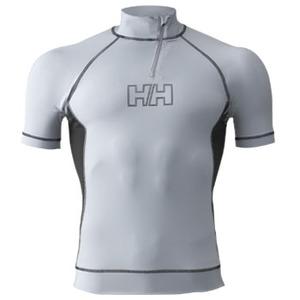 HELLY HANSEN(ヘリーハンセン) HH88201 ハーフスリーブラッシュガード HH88201 メンズ&男女兼用ラッシュガード