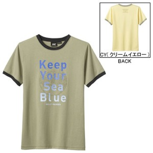 HELLY HANSEN(ヘリーハンセン) HW68306 グラフィックTシャツ HW68306 レディース半袖Tシャツ
