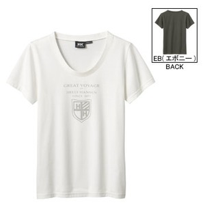 HELLY HANSEN(ヘリーハンセン) HW68307 グラフィックTシャツ HW68307 レディース半袖Tシャツ