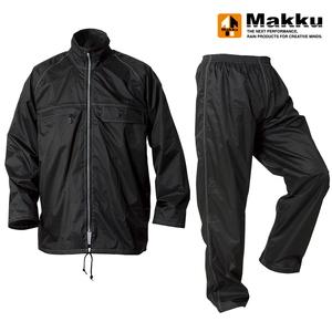 マック(Makku) スーパーマック L BLACK AS-4900