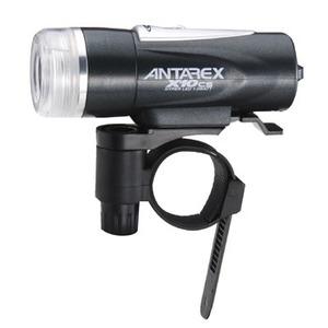 <ナチュラム> ANTAREX(アンタレックス) ハイパワー1ワットLEDヘッドランプ X10CS メタリックグレー Y-9005