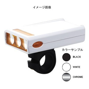 <ナチュラム> 10%OFF ANTAREX(アンタレックス) ハイパワー3LEDヘッドランプ SX5 CHROME Y-9010