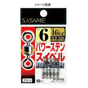 ささめ針(SASAME) パワーステインスイベル 7号 210-A
