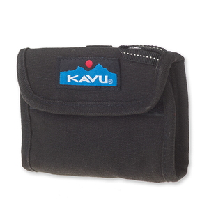 KAVU(カブー) ワリーワレット ブラック 11863203001000