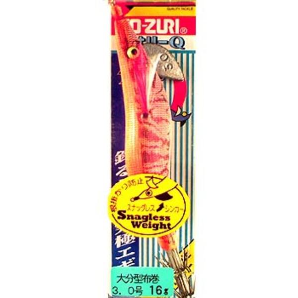 ヨーヅリ(YO-ZURI) アオリーQ大分布巻 A1031-K9 エギ3.0号