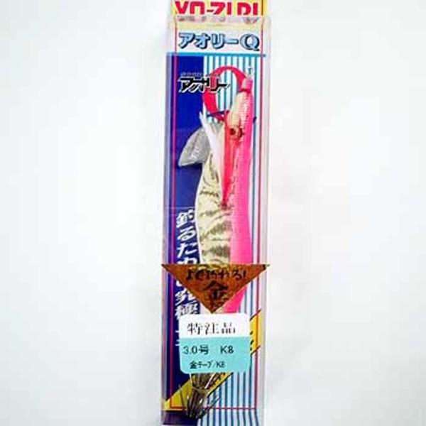 ヨーヅリ(YO-ZURI) アオリーQ 大分布巻(S)金テープ エギ3.0号