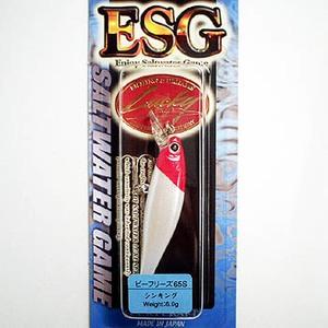 ラッキークラフト(LUCKY CRAFT) ビーフリーズ65S ESG 02650008 ミノー(リップ付き)