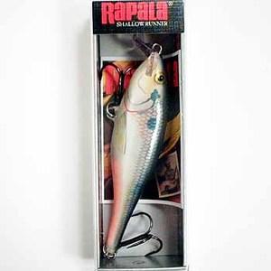 Rapala(ラパラ) シャロー シャッドラップ SSR-9 SD