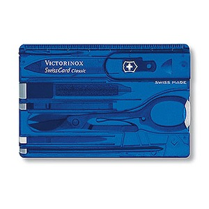 VICTORINOX(ビクトリノックス) 【国内正規品】 スイスカード T2 0.7122.T2 カード型ツールナイフ