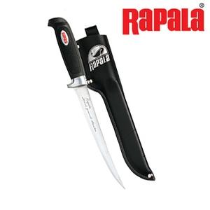 Rapala(ラパラ) フィレナイフ ソフトグリップ シース&シャープナー付 刃15cm BP706SH1