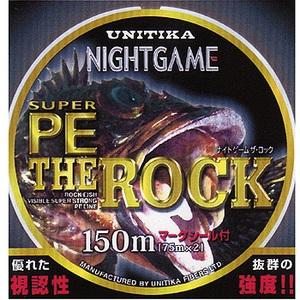ユニチカ(UNITIKA)ナイトゲーム ザ ロックPE