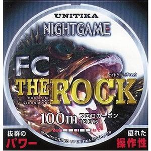 ユニチカ(UNITIKA) ナイトゲーム ザ ロックFC オールラウンドフロロライン