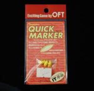 オフト(OFT) テンプテーション・クイックマーカー(3個入り)