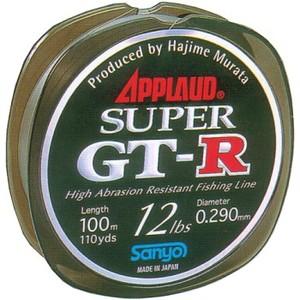 サンヨーナイロン スーパーGT-R 600m 10lb シナモンブラウン