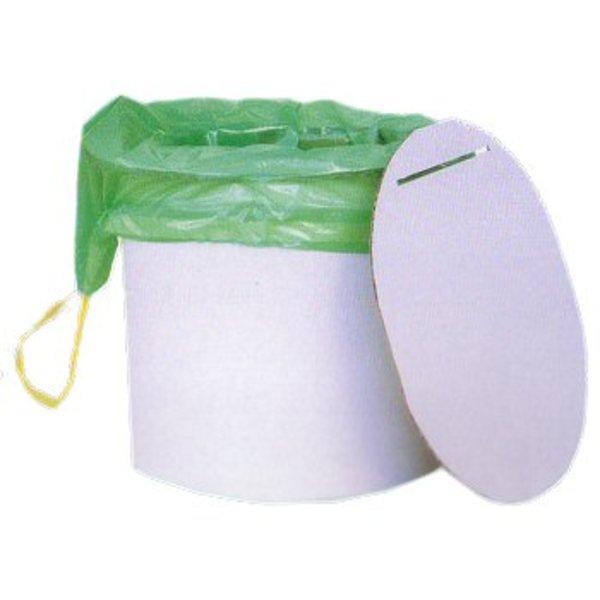 ケンユー 組み立て式簡易トイレ ニュープルマル P5M-10 ポータブルトイレ