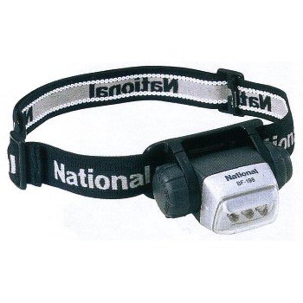 ナショナル(National) ヘッドランプ/リチウムLED3WAYライト BF-198-H ヘッドランプ