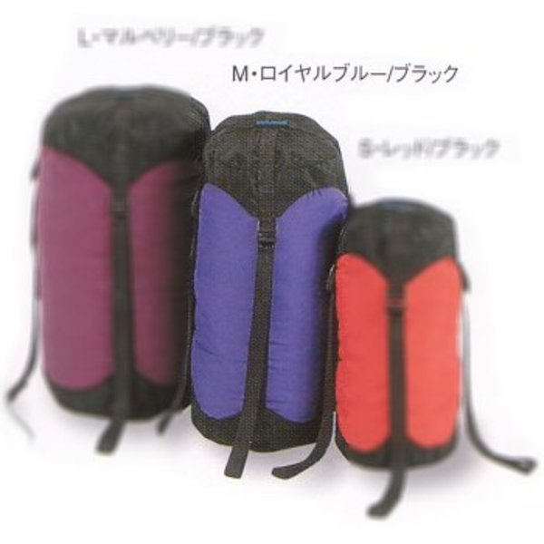イスカ(ISUKA) ライトウェイトコンプレッションバッグ 3402-12 コンプレッションバッグ