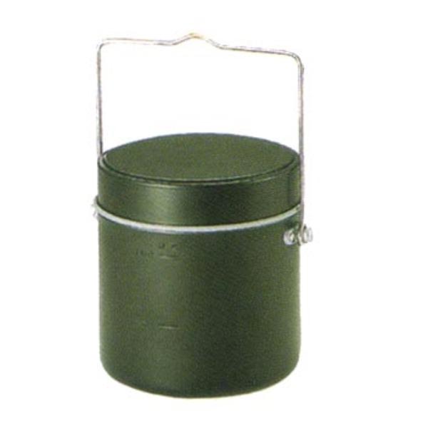 キャプテンスタッグ(CAPTAIN STAG) ハイフロン加工丸型ハンゴー(5合炊き) M-5501 ハンゴウ