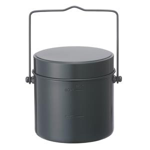 ロゴス(LOGOS)ロゴス丸型飯盒(5合)