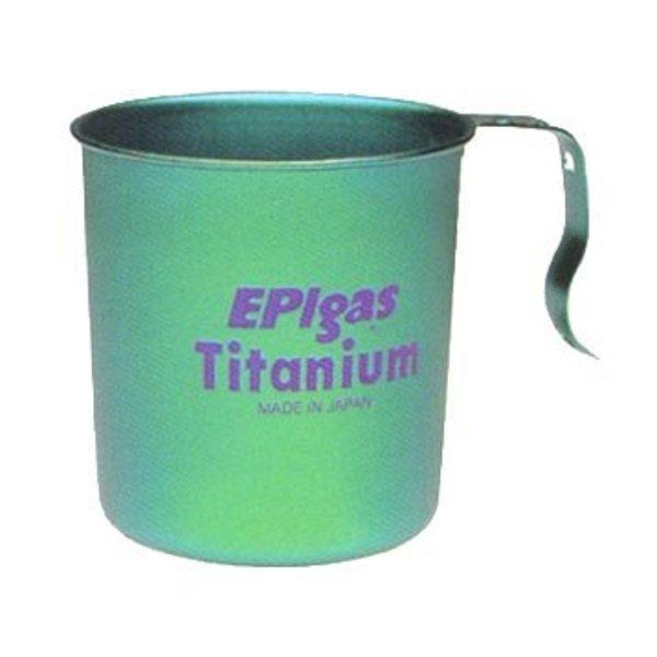 EPI(イーピーアイ) チタンカラードマグカップ T-8102 チタン製マグカップ