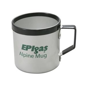EPI(イーピーアイ) アルパインマグカップ C-5103 アルミ製マグカップ