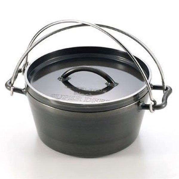ユニフレーム(UNIFLAME) ダッチオーブン 8インチスーパーディープ 661000 ダッチオーブン
