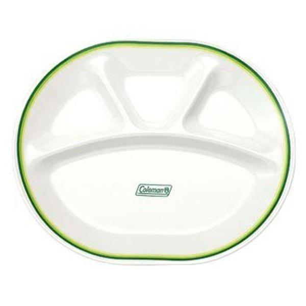 Coleman(コールマン) メラミンランチプレート 170-6469 メラミン&プラスティック製お皿