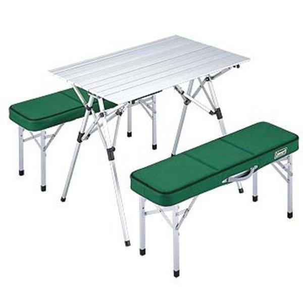 Coleman(コールマン) ピクニックベンチセット 170-5652 テーブル・チェアセット
